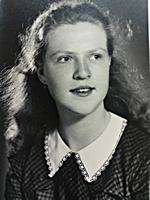 Henny Zwager - Bakker (16 jaar)